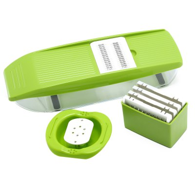 Multifunctional Vegetable Fruit Slicer Set Potato Grater