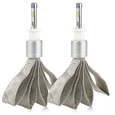 TIROL T23910 H1 Pair of Car LED Headlight