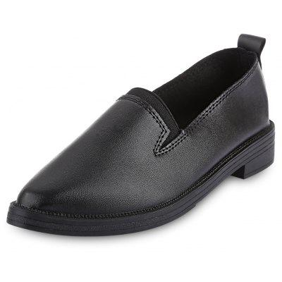 Ladies Leather Shoes
