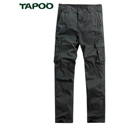 Buy DEEP GRAY TAPOO Outdoor Pants for $61.34 in GearBest store