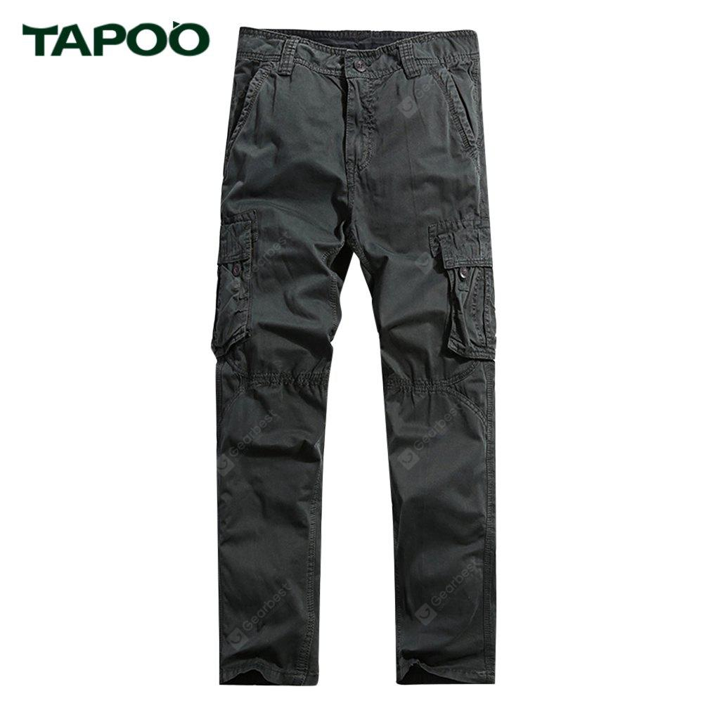 DEEP GRAY TAPOO Outdoor Pants