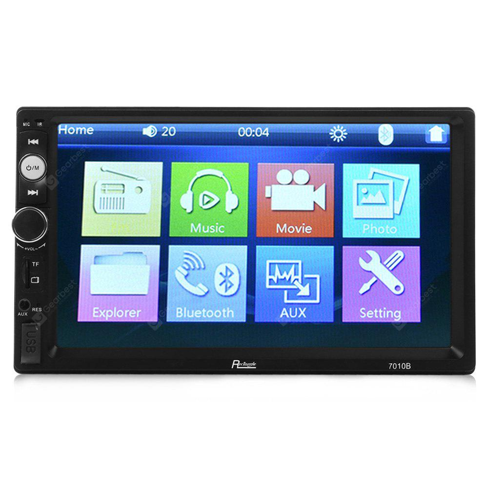 Rectangle 7010B Bluetooth Auto MP5 Spieler