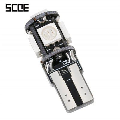 SCOE T10 5B 5SMD LED energiesparende Leselampe