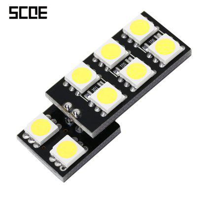 SCOE T10 8B 8SMD LED Reading Lamp