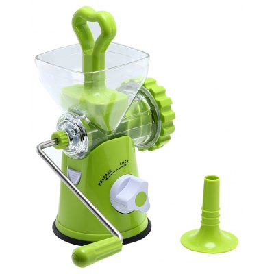 Carne Manual Multifuncional Vegetable Grinder Sausage Stuffer