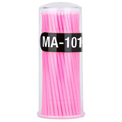 Disposable Eyelash Cleaning Stick Mascara Cotton Swab