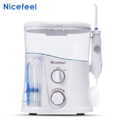 Nicefeel FC188G Dental Flosser Water Jet Teeth Irrigator