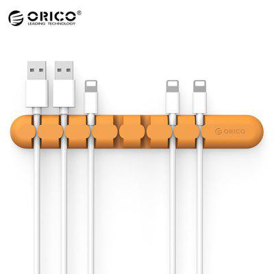 ORICO CBS7 Desktop Cable Organizer Silicone Wire Holder Clip