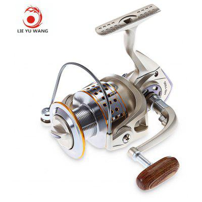 LIE YU WANG HB High Quality 12 + 1 Bearings Fishing Reel