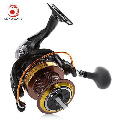 LIE YU WANG HTA 12 + 1 Bearings Bait Casting Reel