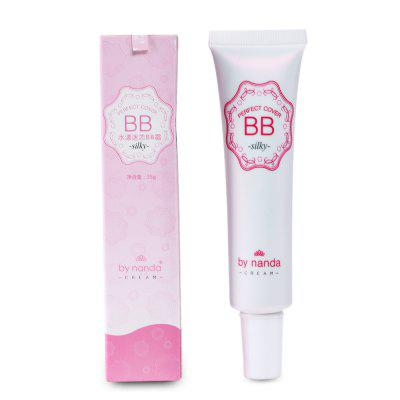by nanda Lasting Whitening Isolation Repair BB CreamFace Makeup<br>by nanda Lasting Whitening Isolation Repair BB Cream<br><br>Feature: Concealer<br>Formulation: Cream<br>Item Type: BB / CC Creams<br>Net Weight: 35g<br>Package Content: 1 x BB Cream<br>Package size (L x W x H): 2.90 x 2.90 x 13.50 cm / 1.14 x 1.14 x 5.31 inches<br>Package weight: 0.0640 kg<br>Product weight: 0.0370 kg<br>Skin type: All Skin Types