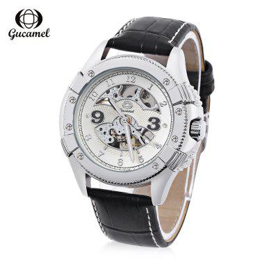 Gucamel G016 Male Auto Mechanical Watch