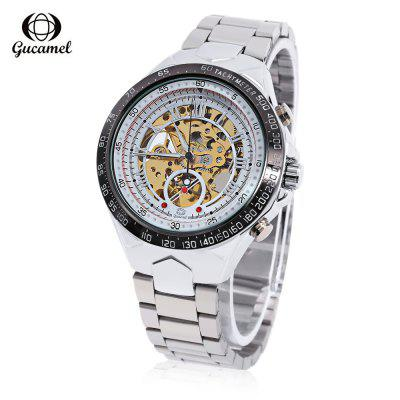 Gucamel G055 Male Auto Mechanical Watch