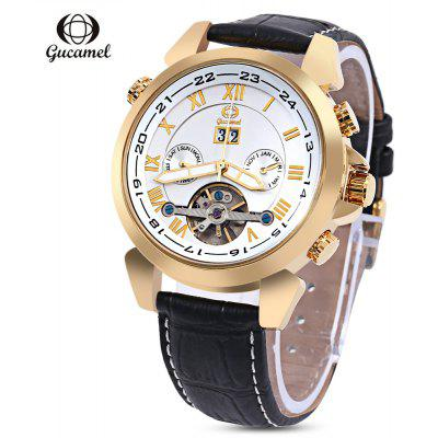 Gucamel GC038 Men Auto Mechanical Watch