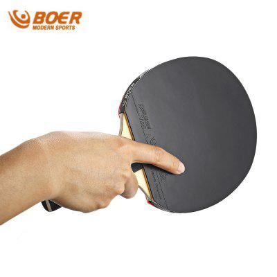 BOER S5 Table Tennis Racket Ping Pong Paddle