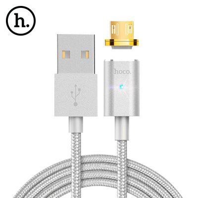 HOCO U16 Magnetic Micro USB 2.4A Charging Data Cord 1.2M