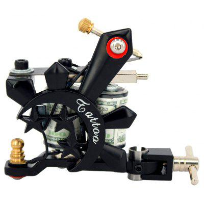 Portable Iron Tattoo Machine Liner Shader Gun Classic Frame