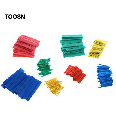 TOOSN 260pcs / Pack PE Heat Shrink Tube