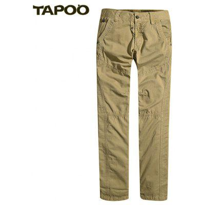 Buy LIGHT KHAKI TAPOO Men Tooling Pants for $55.58 in GearBest store