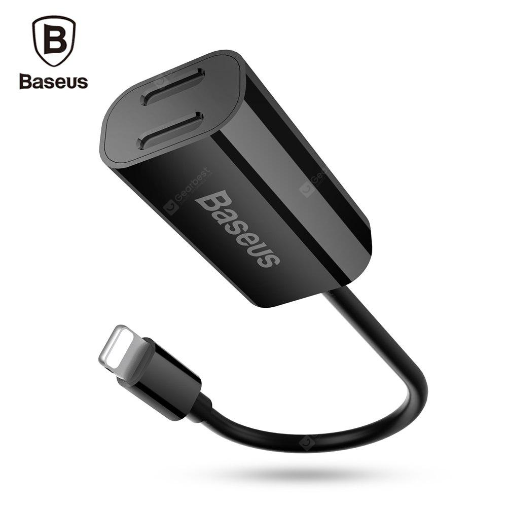 Adaptador de audio de 8 pines Baseus L36 para iPhone 8