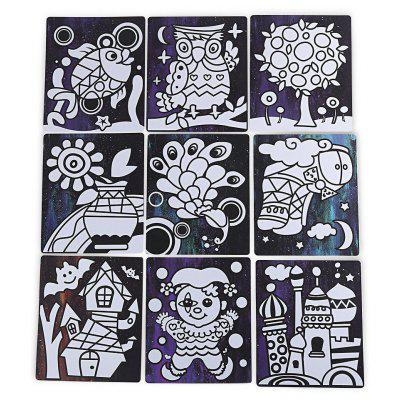 Paper Sticker Handmade Toy for Children