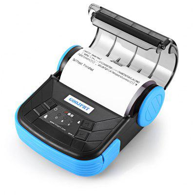 GOOJPRT MTP - 3 Mini 80 milímetros Bluetooth 2.0 Android Thermal POS Printer
