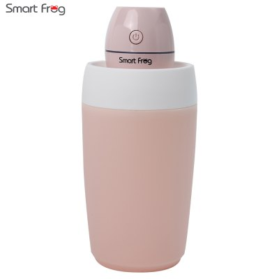 Smart Frog Ultrasonic Mini USB Cool Mist Car Air Humidifier