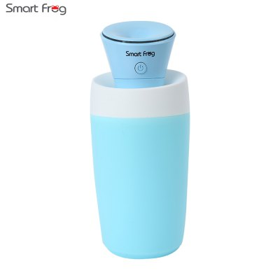 Smart Frog Mini Ultrasonic USB Cool Mist Car Air Humidifier