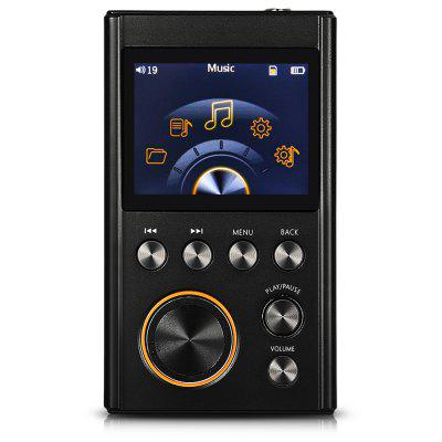 Crazier R3 HiFi MP3 2.0 inch TFT Screen Lossless Music Player