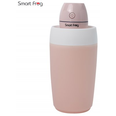 Smart Frog Ultrasonido Mini USB Cool Mist Humidificador del aire del coche