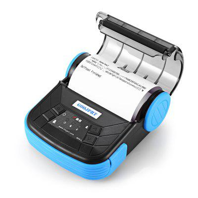 GOOJPRT MTP - 3 Mini 80mm Bluetooth 2.0 Android Thermal POS Printer