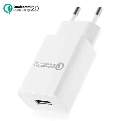 QC2.0 Quick USB Charger Power Adapter EU Plug
