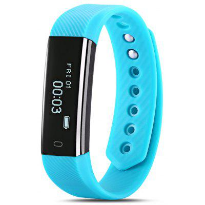 ID115HR Heart Rate Monitor Smart Bracelet