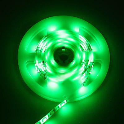 5V 2M LED Strip Tape Waterproof Lamp with USB Cable