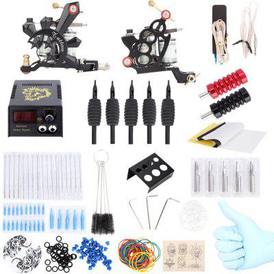 Complete Tattoo Kit Power Supply Tips