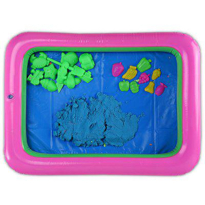 Colorful Fruit Mold Space Sand Toy