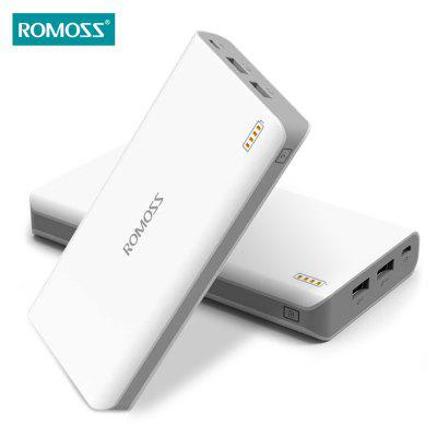 ROMOSS Sense 6 20000mAh External Battery Pack Power Bank