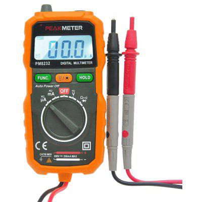 PEAKMETER PM8232 Digital Multimeter