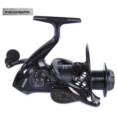 FISHDROPS 12 + 1BB Carretel de Pesca