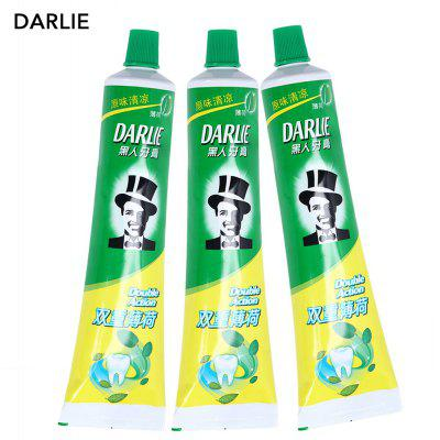 DARLIE 3pcs Minty Double Action Toothpaste