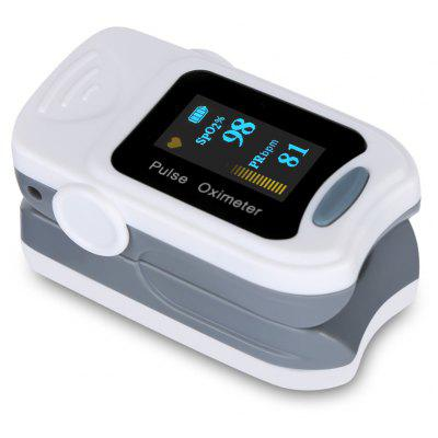 FS20A Finger Pulse Oximeter Blood Oxygen with OLED Screen