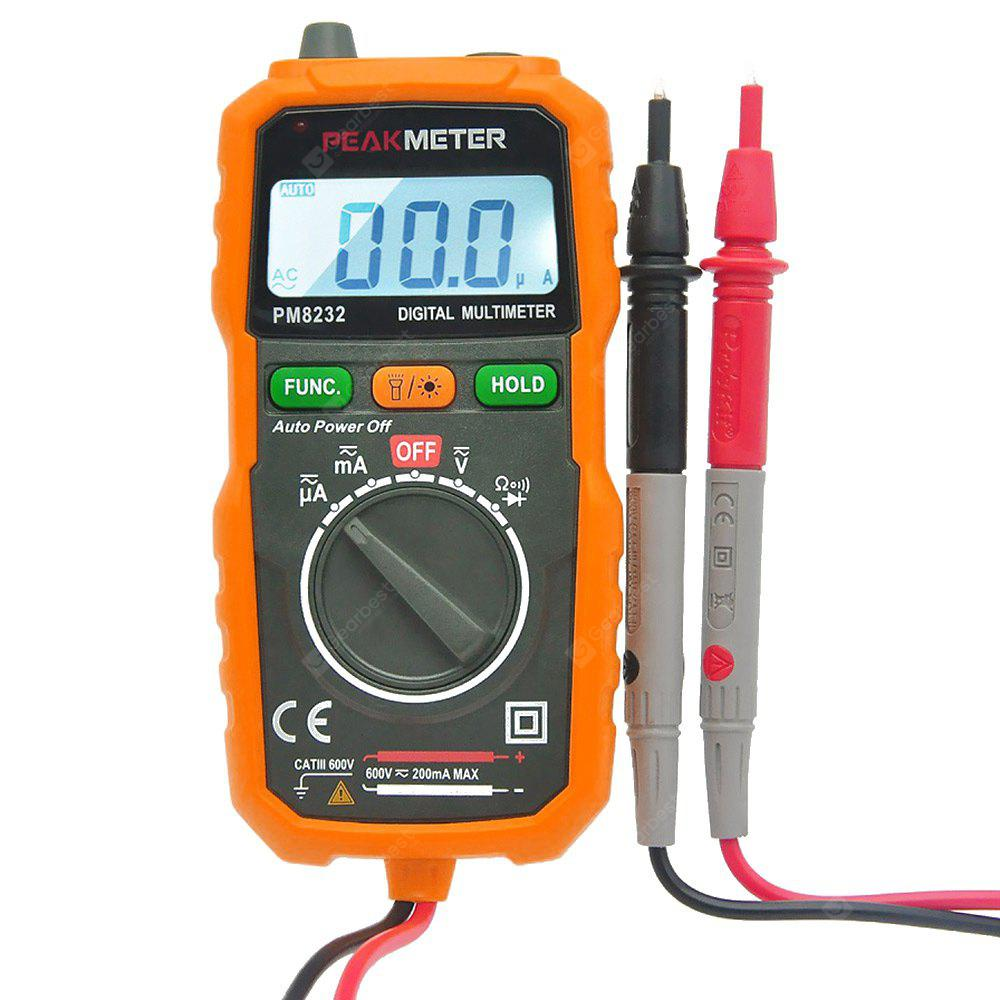 PEAKMETER PM8232 Digital-Multimeter