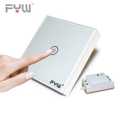 FYW Smart 1 Gang Touch Remote Wall Switch