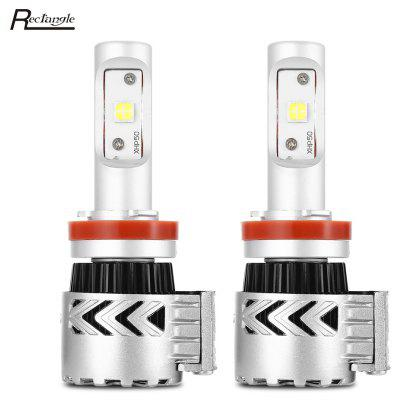 Rectángulo H11 12 - 24V Car LED Faro