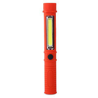 Outdoor Lighting Waterproof LED Flashlight