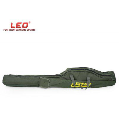 LEO 1M / 1.5M Foldable Fishing Rod Bag Pouch Holder