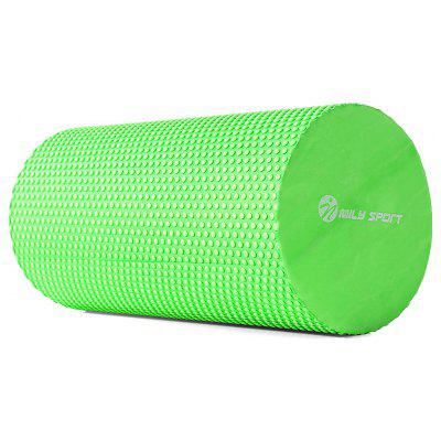 Buy GREEN MILY SPORT EVA 5.9 inches Floating Point Yoga Foam Roller Massage for $17.88 in GearBest store
