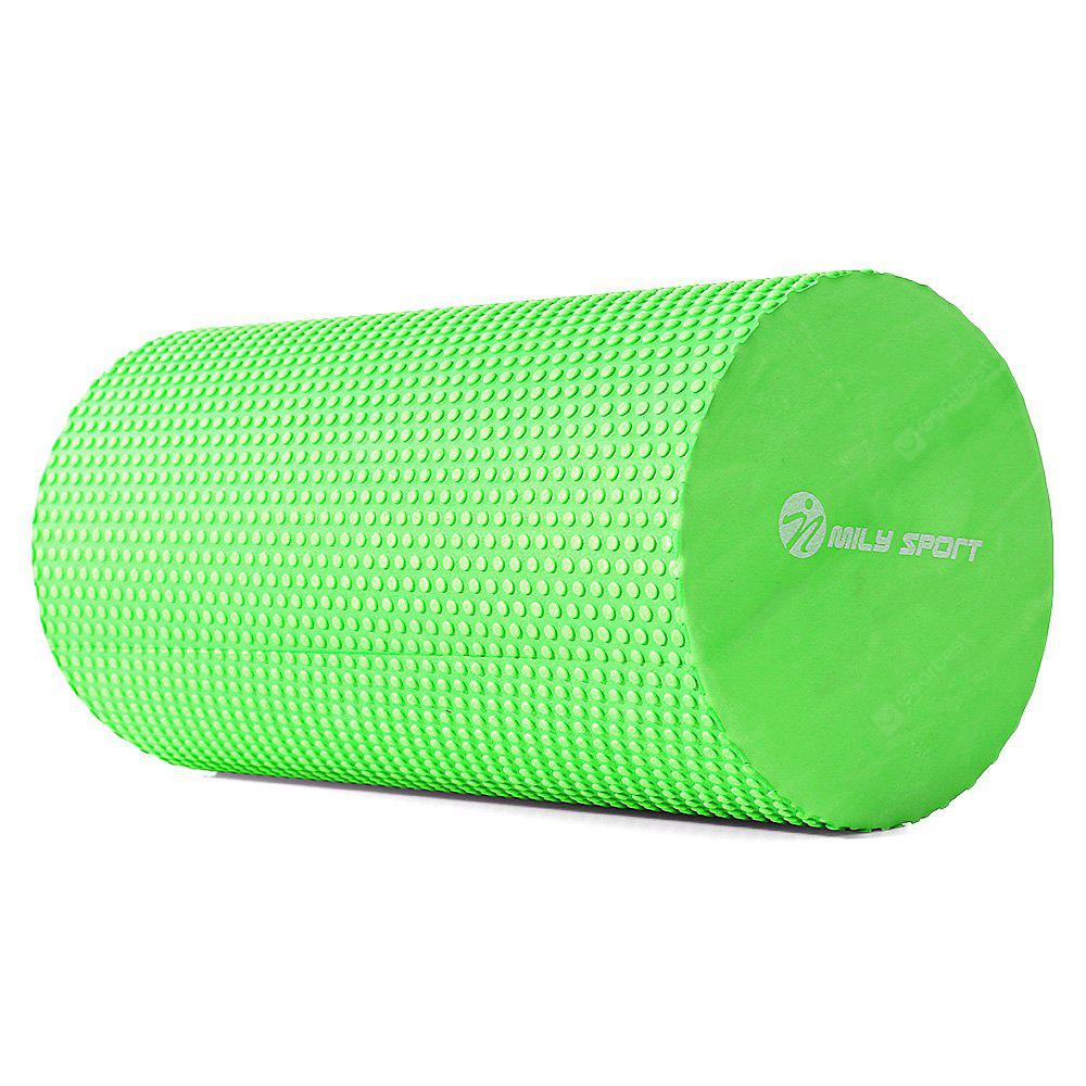 MILY SPORT EVA 5.9 inches Floating Point Yoga Foam Roller Massage