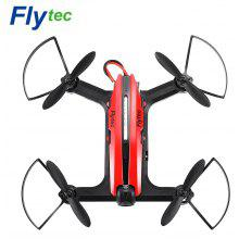Flytec T18 RC Quadcopter Aircraft 2.4G 4CH WiFi FPV HD Camera