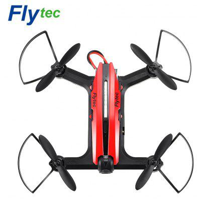 Flytec T18 RC Quadcopter WiFi FPV HD Camera 2.4G 4CH 6-axis Gyro Headless Mode 3D Unlimited Flip Aircraft RTF